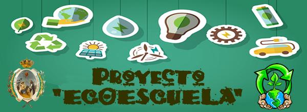 "Proyecto ""Ecoescuela"""