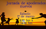 JORNADA DE APODERADOS NUEVOS