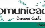 HORARIO DE SALIDA-SEMANA SANTA