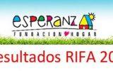 RIFA FUNDACIÓN ESPERANZA 2019