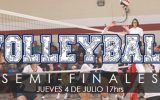 SEMIFINAL VOLLEYBALL