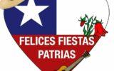 El Colegio Divina Pastora con el baile de los niños/as saluda a Chile