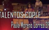 Paula Moreno Correa (DJ UNICORNIO), Alumna de 3º Básico A