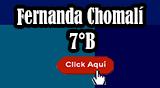 CONTACTO CON EXTRATERRESTRES (Fernanda Chomalí 7°B)