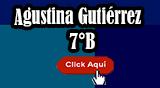 EL FANTASMA EN LA CASA ABANDONADA (Agustina Gutiérrez 7°B)