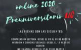 1º Ensayo Masivo Online  2020 - Preuniversitario UC