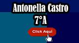 EL MOUNSTRUO PERFECTO (Antonella Castro 7°A)