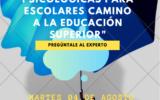 Charla Herramientas Psicológicas para escolares camino a la educación superior - U. Andrés Bello