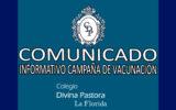 INFORMATIVO CAMPAÑA DE VACUNACIÓN
