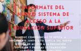 Charla MINEDUC- Infórmate del Nuevo Sistema de Acceso a la Educación Superior