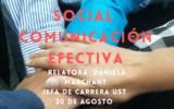 Charla Servicio Social - Comunicación Efectiva