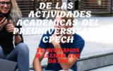 Se parte de las Actividades Académicas CPECH