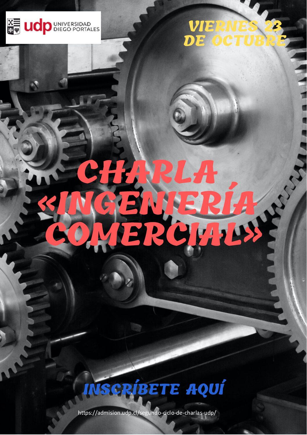 Charla Ingeniería Comercial
