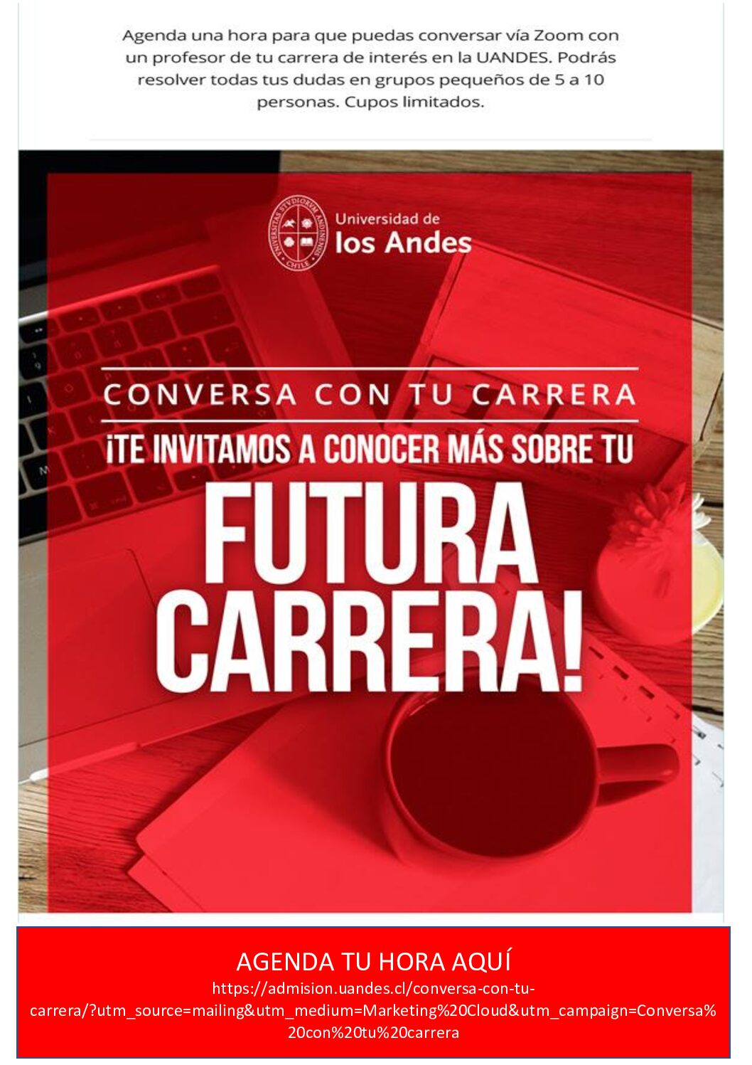 Conversa con tu carrera U. Andes