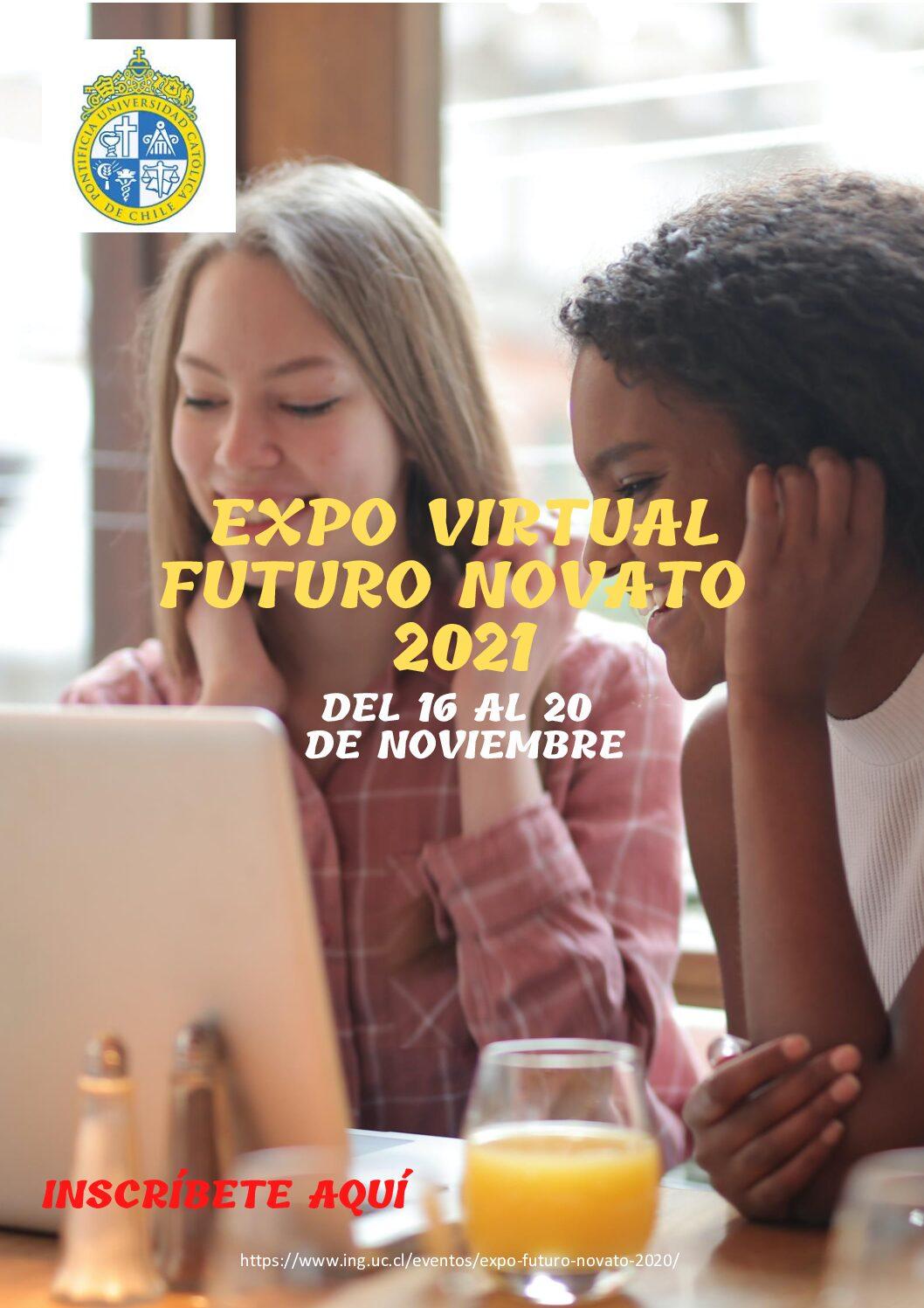 Expo Virtual Futuro Novato 2021