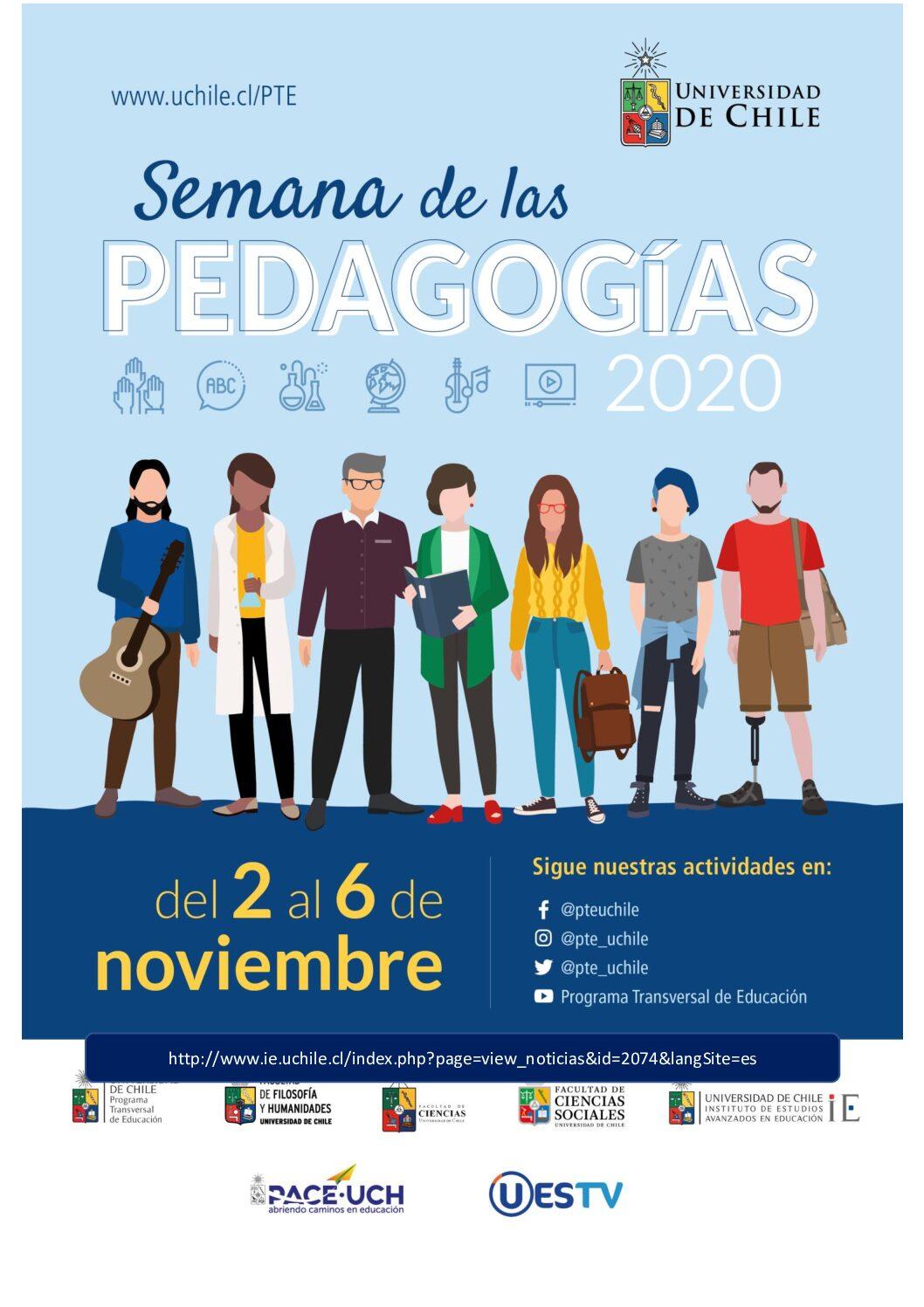 Semana de las Pedagogías 2020
