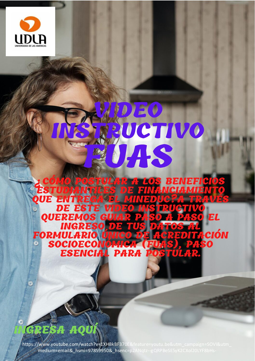 VIDEO INSTRUCTIVO LLENADO FUAS