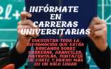 Infórmate en Carreras Universitarias
