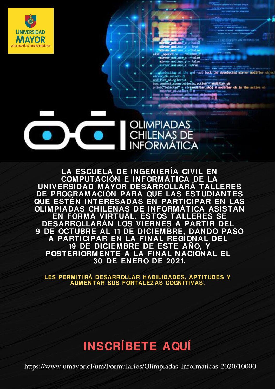 Olimpiadas Chilenas de Informática