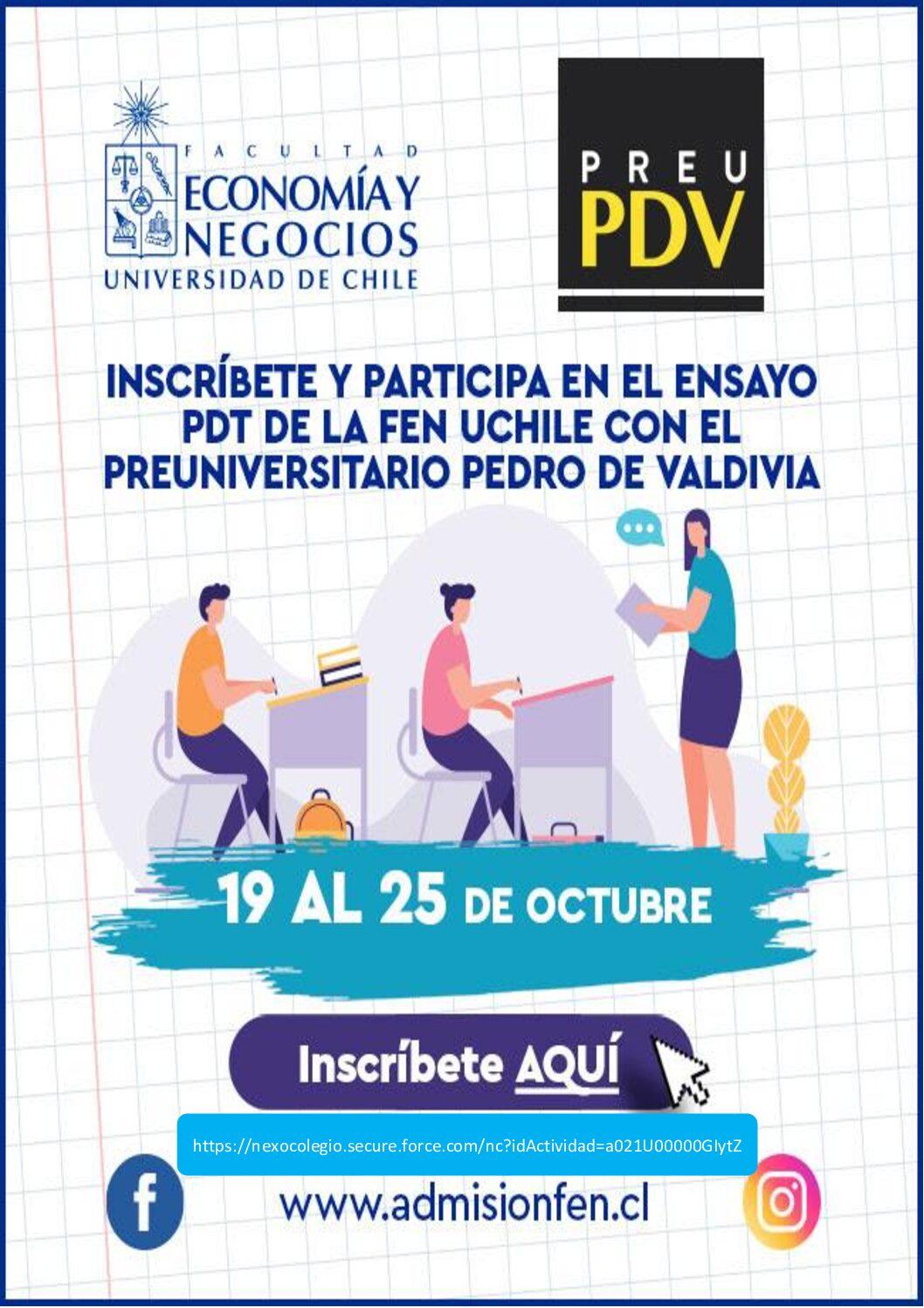 Prepara la PDT con la FEN y el preu PDV