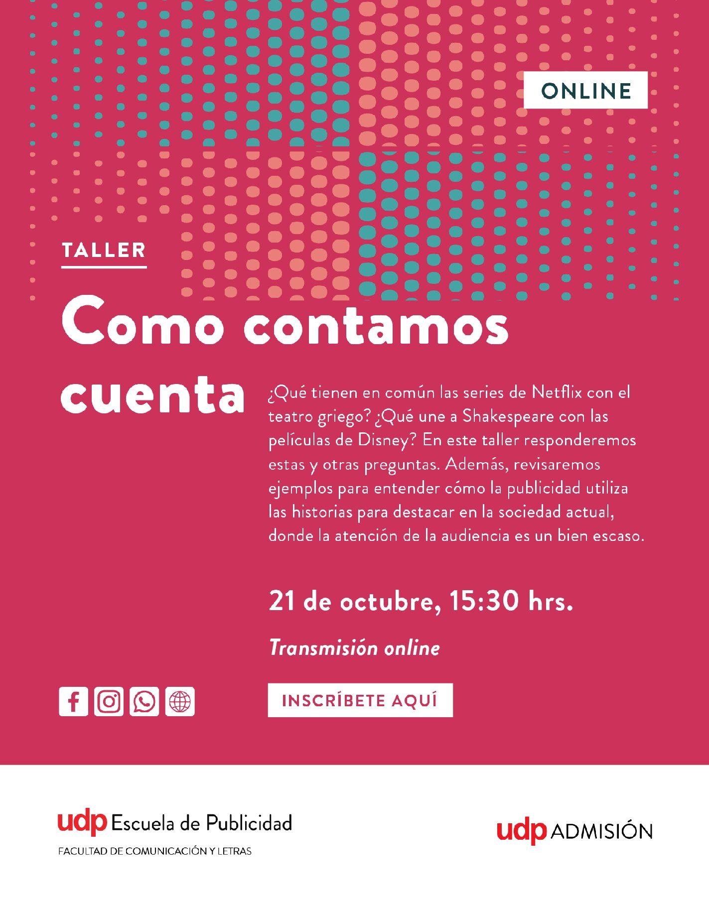 Taller Publicidad UDP